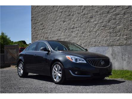 2016 Buick Regal Premium I (Stk: UCP1989) in Kingston - Image 1 of 28