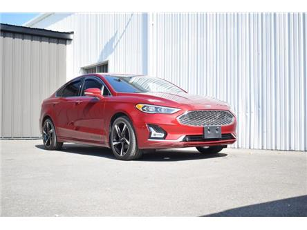 2019 Ford Fusion Hybrid Titanium (Stk: NCP1526A) in Kingston - Image 1 of 26