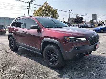 2019 Jeep Cherokee Trailhawk (Stk: 2342A) in Windsor - Image 1 of 14
