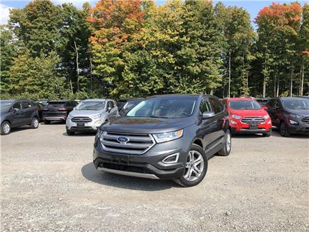 2015 Ford Edge Titanium (Stk: FP20869A) in Barrie - Image 1 of 16