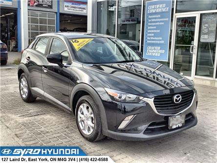 2016 Mazda CX-3 GS (Stk: H6001) in Toronto - Image 1 of 30