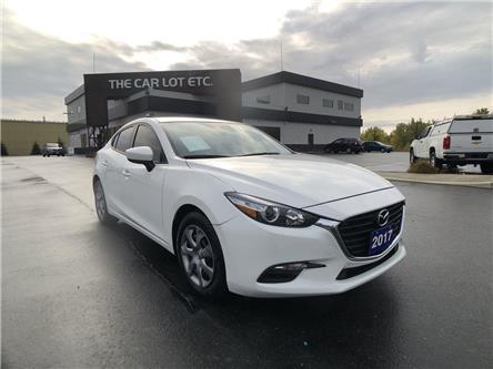 2017 Mazda Mazda3 GX (Stk: 12345) in Sudbury - Image 1 of 23