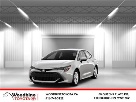 2020 Toyota Corolla Hatchback Base (Stk: 20-721) in Etobicoke - Image 1 of 11
