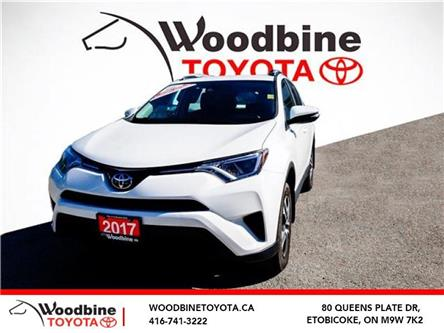2017 Toyota RAV4 LE (Stk: P7014) in Etobicoke - Image 1 of 16