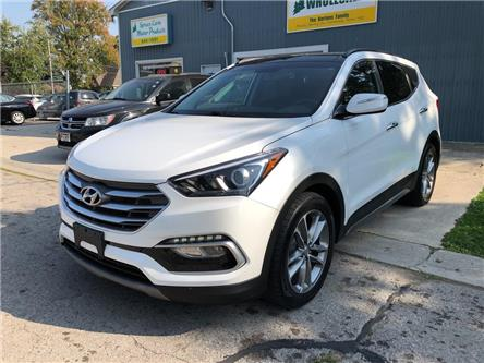 2018 Hyundai Santa Fe Sport Limited (Stk: 92051) in Belmont - Image 1 of 26