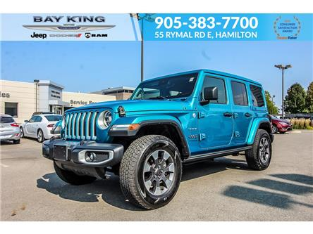 2020 Jeep Wrangler Unlimited  (Stk: 7067) in Hamilton - Image 1 of 25