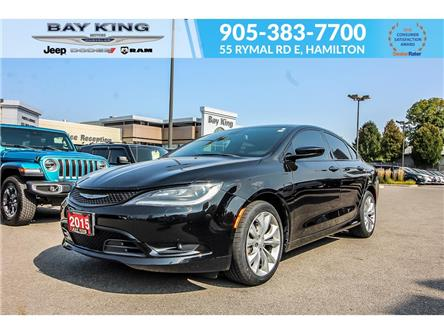 2015 Chrysler 200 S (Stk: 207584A) in Hamilton - Image 1 of 14