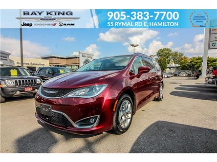 2019 Chrysler Pacifica Touring Plus (Stk: 7134) in Hamilton - Image 1 of 28