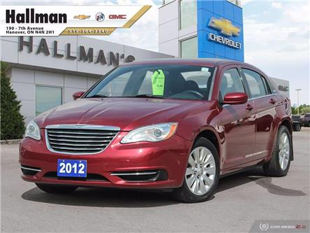 2012 Chrysler 200 LX (Stk: 20202C) in Hanover - Image 1 of 20