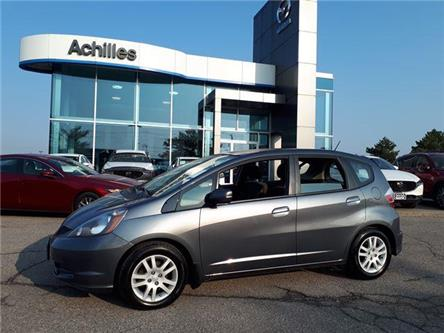 2014 Honda Fit LX (Stk: H1857B) in Milton - Image 1 of 5