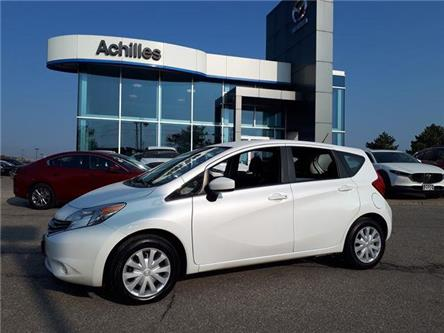 2016 Nissan Versa Note 1.6 SV (Stk: H2128A) in Milton - Image 1 of 12