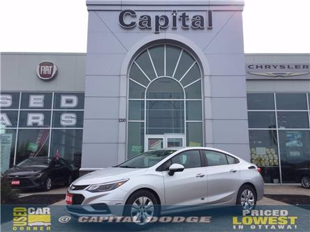 2016 Chevrolet Cruze LT Auto (Stk: P2948A) in Kanata - Image 1 of 21
