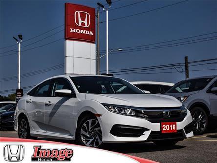 2016 Honda Civic EX (Stk: OE4415) in Hamilton - Image 1 of 29
