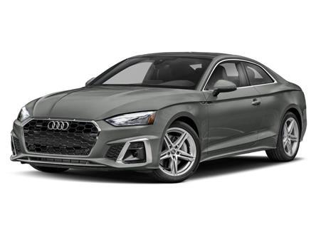 2020 Audi A5 2.0T Progressiv (Stk: T18827) in Vaughan - Image 1 of 9