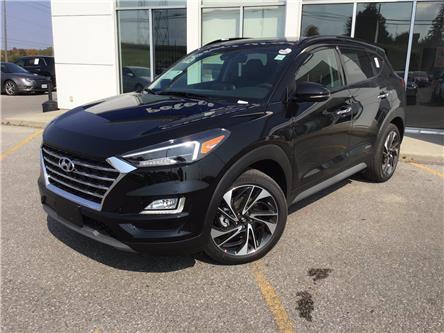 2021 Hyundai Tucson Luxury (Stk: H12618) in Peterborough - Image 1 of 23