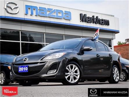 2010 Mazda Mazda3 GT (Stk: D5200303A) in Markham - Image 1 of 22