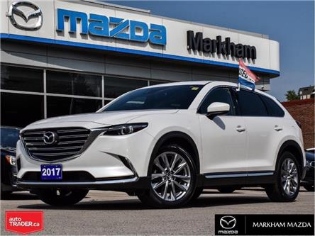 2017 Mazda CX-9 GT (Stk: Q200444A) in Markham - Image 1 of 30