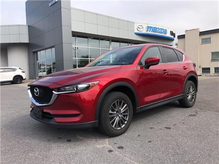 2018 Mazda CX-5 GX (Stk: 20P038) in Kingston - Image 1 of 15