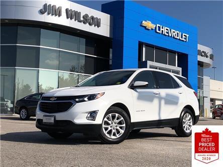 2019 Chevrolet Equinox LT (Stk: 2019122A) in Orillia - Image 1 of 21
