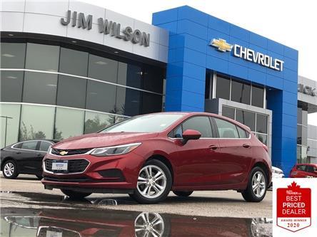 2018 Chevrolet Cruze LT Auto (Stk: 6483) in Orillia - Image 1 of 22