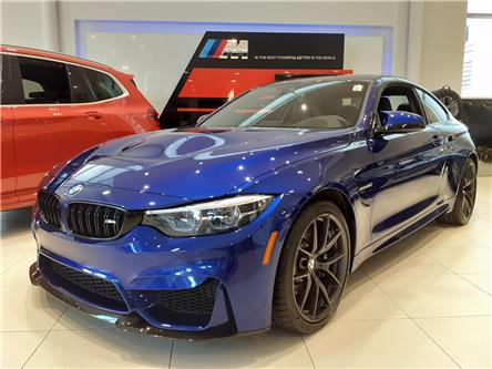 2020 BMW M4 CS (Stk: 13483) in Gloucester - Image 1 of 22