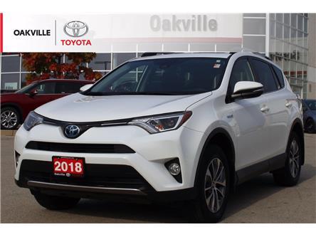 2018 Toyota RAV4 Hybrid LE+ (Stk: LP1959) in Oakville - Image 1 of 18