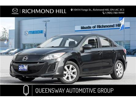 2011 Mazda Mazda3 GX (Stk: 20-082A) in Richmond Hill - Image 1 of 17