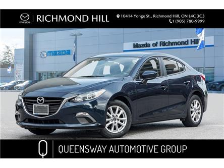 2016 Mazda Mazda3 GS (Stk: P0529) in Richmond Hill - Image 1 of 20