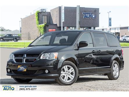 2019 Dodge Grand Caravan Crew (Stk: 752158) in Milton - Image 1 of 20