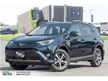 2017 Toyota RAV4 XLE (Stk: 683493) in Milton - Image 1 of 20