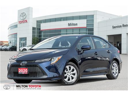2020 Toyota Corolla LE (Stk: 061319) in Milton - Image 1 of 20