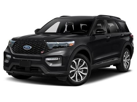 2020 Ford Explorer ST (Stk: 20620) in Vancouver - Image 1 of 9
