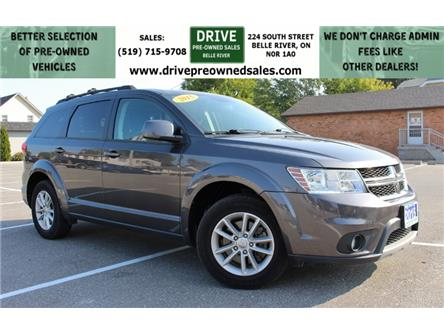 2015 Dodge Journey SXT (Stk: D0296) in Belle River - Image 1 of 25