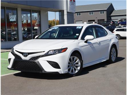 2019 Toyota Camry SE (Stk: 201134A) in Fredericton - Image 1 of 18