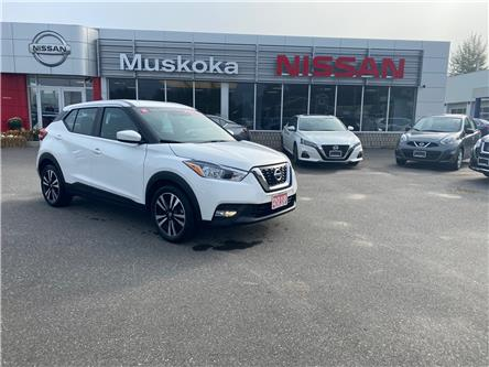 2018 Nissan Kicks SV (Stk: UC197) in Bracebridge - Image 1 of 11