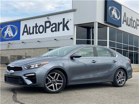 2019 Kia Forte EX (Stk: 19-23803RJB) in Barrie - Image 1 of 26
