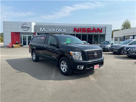 2017 Nissan Titan S (Stk: 19073A) in Bracebridge - Image 1 of 8