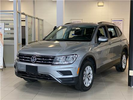 2019 Volkswagen Tiguan Trendline (Stk: 19-06861RJB) in Barrie - Image 1 of 20