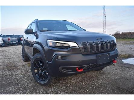 2020 Jeep Cherokee Trailhawk (Stk: 93439D) in St. Thomas - Image 1 of 27