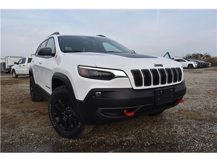 2020 Jeep Cherokee Trailhawk (Stk: 94193D) in St. Thomas - Image 1 of 28