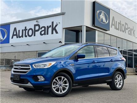 2017 Ford Escape SE (Stk: 17-61298MB) in Barrie - Image 1 of 25