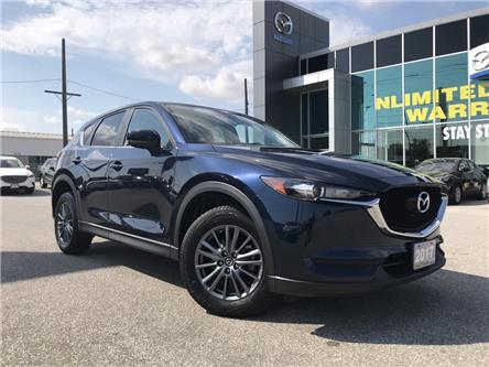 2017 Mazda CX-5 GS (Stk: UM2463) in Chatham - Image 1 of 21