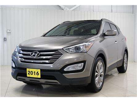 2016 Hyundai Santa Fe Sport 2.0T Limited (Stk: T20310A) in Sault Ste. Marie - Image 1 of 17