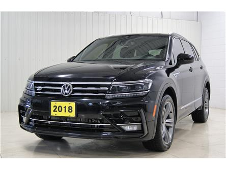 2018 Volkswagen Tiguan Highline (Stk: P6007) in Sault Ste. Marie - Image 1 of 17
