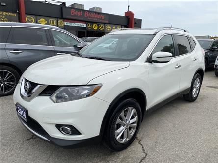 2016 Nissan Rogue SV (Stk: 735848) in Toronto - Image 1 of 16