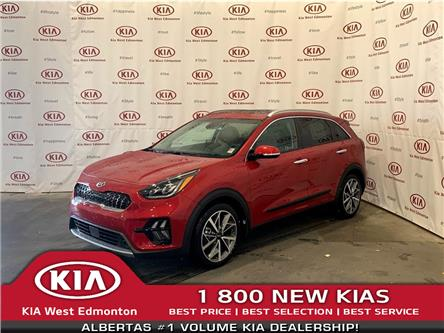 2020 Kia Niro SX Touring (Stk: 22547) in Edmonton - Image 1 of 32