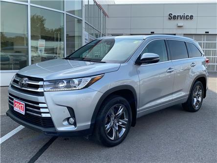 2017 Toyota Highlander Limited (Stk: TW144A) in Cobourg - Image 1 of 30