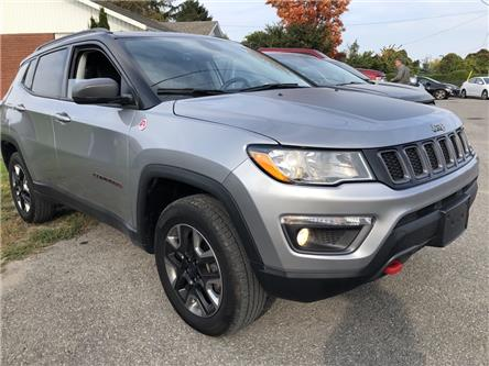 2018 Jeep Compass Trailhawk (Stk: -) in Kemptville - Image 1 of 29