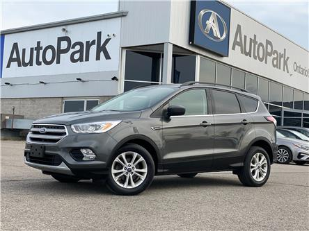 2017 Ford Escape SE (Stk: 17-61271MB) in Barrie - Image 1 of 25