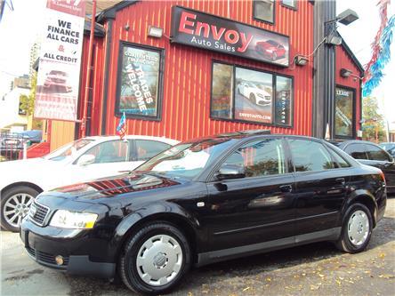 2002 Audi A4 1.8T (Stk: ) in Ottawa - Image 1 of 25